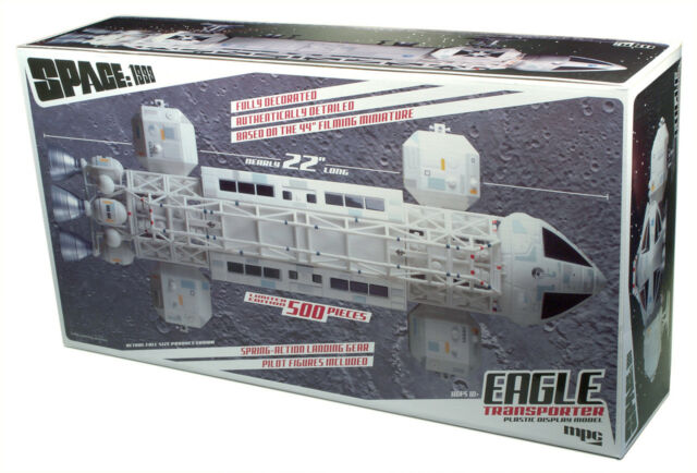 Space 1999 - 22 inch Eagle 1 Transporter ! Pre Finished ! MPC875