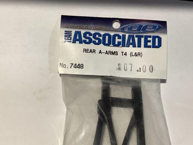 Associated Electronics Team 7448 T4 Rear A-Arm