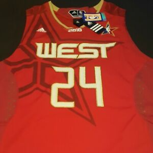 best website 90b05 33f73 Details about 2010 KOBE BRYANT NBA WEST ALL STAR JERSEY - BRAND NEW IN  PACKAGE SIZE 52