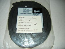 """Igus Cable Carrier 72"""" Zipper Energy Chain Flex Track Wire Wireway 07.10.028"""