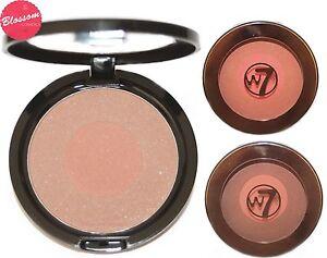 W7 Double Bubble Powder Blush DUO MULTI BLUSHER - Peach Pink ...