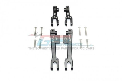 GPM aluminum front /& rear sway bar for Traxxas Unlimited Desert Racer
