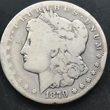 USA 1879 CC Morgan Dollar Carson City Silber US Silver Dollar 5082