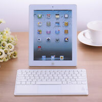 Ultra-thin Wireless Bluetooth Touchpad Keyboard For Windows MAC Android IOS