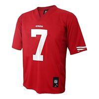 Colin Kaepernick Youth Medium 10 - 12 San Francisco 49ers Nfl Jersey Kaepernick