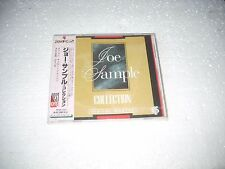 JOE SAMPLE - COLLECTION - JAPAN CD SEALED JEWE CASE