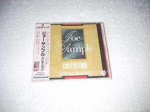 JOE-SAMPLE-COLLECTION-JAPAN-CD-SEALED