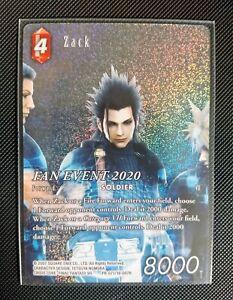 Zack 10-007H Hero Opus 10 Final Fantasy