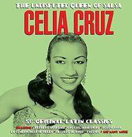 Celia Cruz - Undisputed Queen Of Salsa [new Cd] Uk - Import on Sale