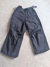 YOUTH REI Size Small 67 ski snowboarding pants black boys girls