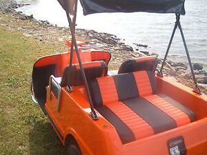 Harley-davidson-rear-golf-cart-seat