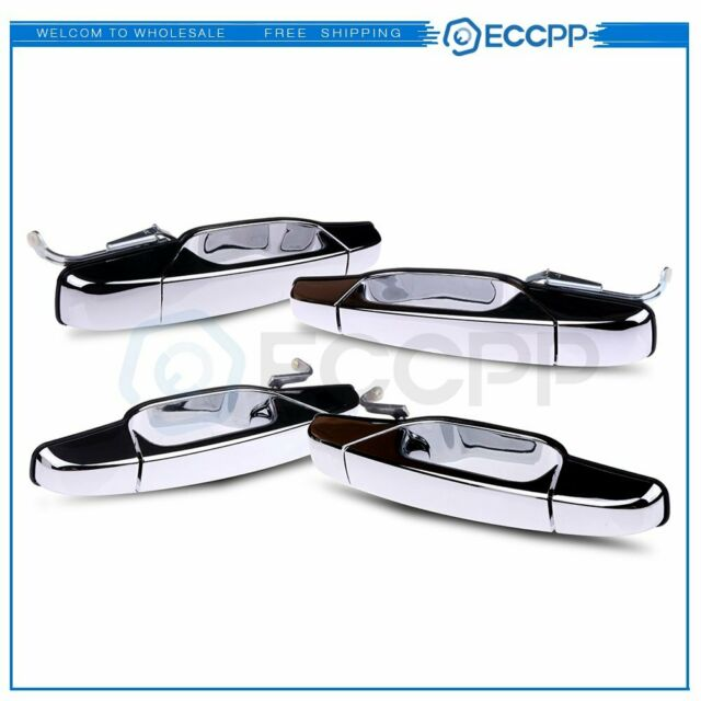 New Front Outside Outer Door Handles Right for Chevy//GMC//Pickup Truck Chrom