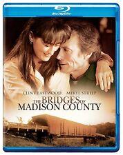 THE BRIDGES OF MADISON COUNTY (Clint Eastwood) -  Blu Ray - Sealed Region free