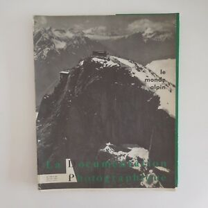 La-Documentation-Photographique-Dossier-5-255-et-256-1965-Le-monde-alpin