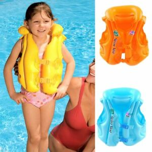 Adjustable-Inflatable-Safety-Life-Jacket-Vest-for-Child-Kid-Swimming-Pool-Sport