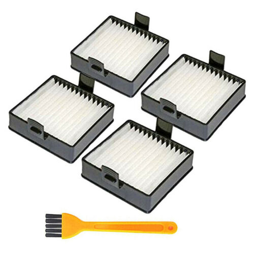 4 Pc Replace Filter W// Cleaning Brush Fit For Ryobi P712//713//714K Vacuum Parts