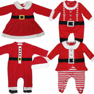 baby strampler weihnachtskost m weihnachtsstrampler. Black Bedroom Furniture Sets. Home Design Ideas