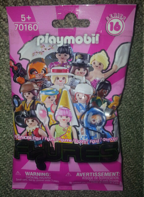 Playmobil Figures/Figur 70160-Girls-Serie 16-Piratenbraut/Pirate Girl/Piratin