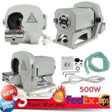 Wet Dental Model Trimmer Abrasive Machine Gypsum Arch Inner Disc Wheel 500w