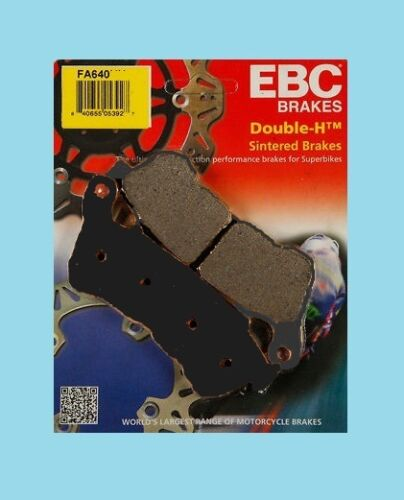 EBC FA640 Front Brake Pads for Harley Davidson XL 883 /& 1200 Sportster 2014-17