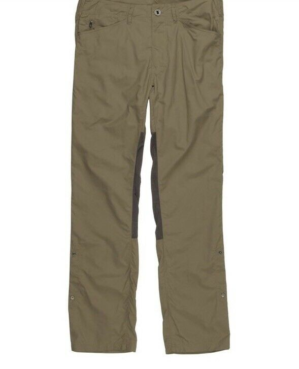 NWT Men's  Exofficio BugsAway Sandfly Hiking Outdoors Pant Walnut Size 38 SALE