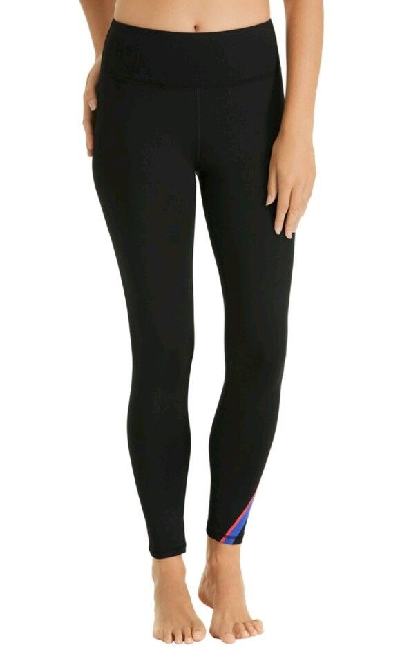 Champion Womens double dry Graphic 7 8 Tights size XL