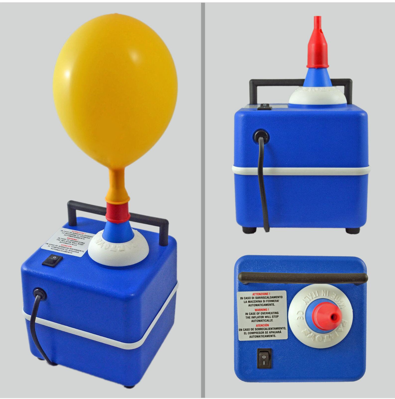 Luftballon Aufblasgerät elektrische Ballonpumpe Luftballonpumpe High Quality | Haltbarkeit  | Bekannt für seine schöne Qualität
