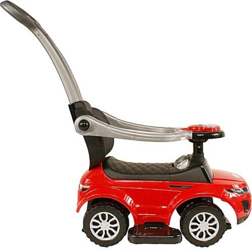 JEEP Rutschauto Rutscher Kinderauto Rutschwagen WEISS NEU OVP Walker /& Gehfrei