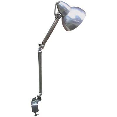 Lampe Art Deco Articulée En Métalchrome Vers 1930/1950