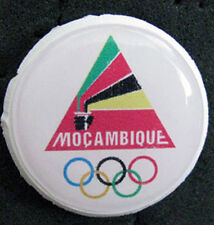 LONDON '12 Olympic Mocambique NOC Internal team - delegation pin