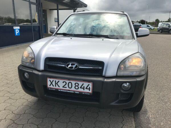 Hyundai Tucson 2,0 GL - billede 1