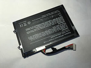 8 Cell Battery For Dell Alienware M11x, M14x, P06T, P18G