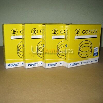 Car & Truck Parts Pistons, Rings, Rods & Parts 4x Piston Rings Set FIAT DUCATO IVECO DAILY III IV 3.0 D D=95.8/STD