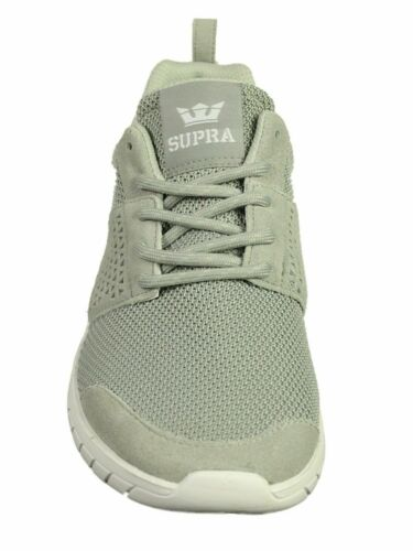 Supra Mens Casual Running Mid Top Trainers Sneakers Lace Up Shoes