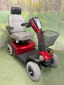 Big Scooter Pride Legend Classic Xl8 Large 8mph All Terrain Mobility Scooter
