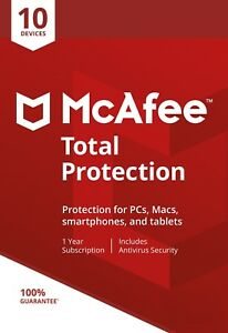 mcafee total protection windows 10 free download
