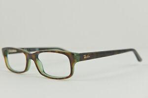 d90151d0d0 RAY-BAN Tortoise Brown eyeglasses frame RB 5187 2445 50-16 140 ...