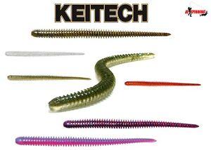 Keitech-Facil-Coctelera-Senuelos-Blandos-Drop-Shot-Fuerte-Aroma-Hecho-en-Japon