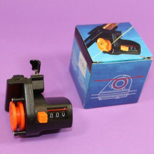 Tiefenmesser 0-999 Meter Schnurzähler Tiefenzähler Line Counter 05001