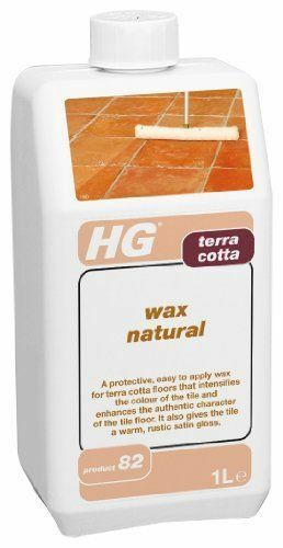 HG Hagesan P.82 Terracotta Wax Natural (Honey Colour) 1L