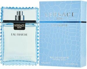 Versace Man Eau Fraiche by Versace cologne EDT 3.3 / 3.4 oz New in Box