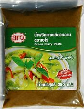 MASAMAN CURRY PASTE AUTHENTIC THAI LARGE VALUE 250g QUALITY PACK - INT POSTAGE