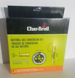Char Broil Natural Gas Conversion Kit Brand New For Grill 4619 New 47362846198 Ebay