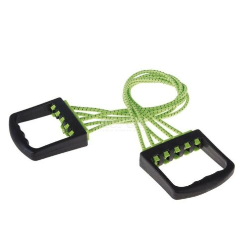 Estensore fitness nastri Fitness 5 pezzi resistenza regolabile EXALT II Spokey
