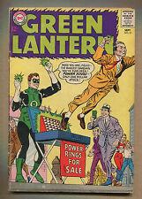 Green Lantern #31 - Power Rings For Sale - 1964 (Grade 3.5) WH