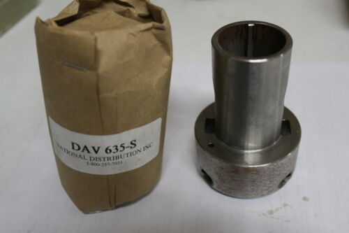 National Distribution DAVENPORT 635-S Straight Pin Chuck Lever Fulcrum .250 Hole