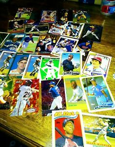 SPORTS CARDS LOT! 70's 80's 90's Baseball, Football, Basketball, and Hockey!