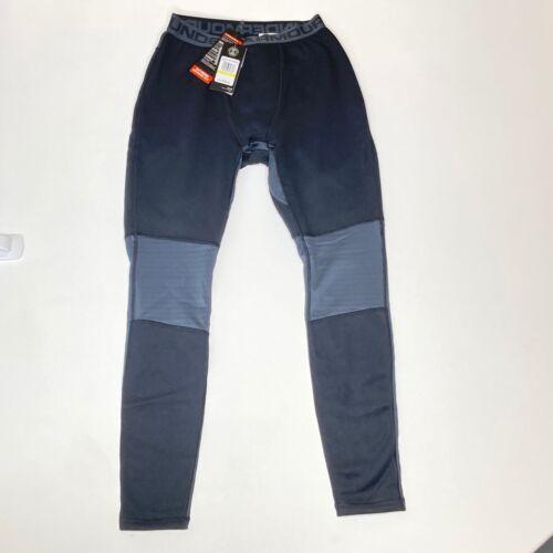 MEN/'S UNDER ARMOUR UA EXTREME BASE LEGGINGS TACTICAL BLACK 1297444-001 2XL XXL