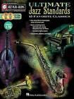 Jazz Play-Along: Ultimate Jazz Standards: Volume 170 by Hal Leonard Corporation (Paperback, 2016)