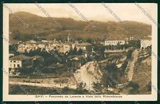 Alessandria Gavi cartolina QK0809